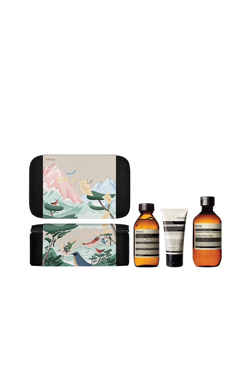 Image 1 of Aesop Intrepid Gent Essentials Kit 2016