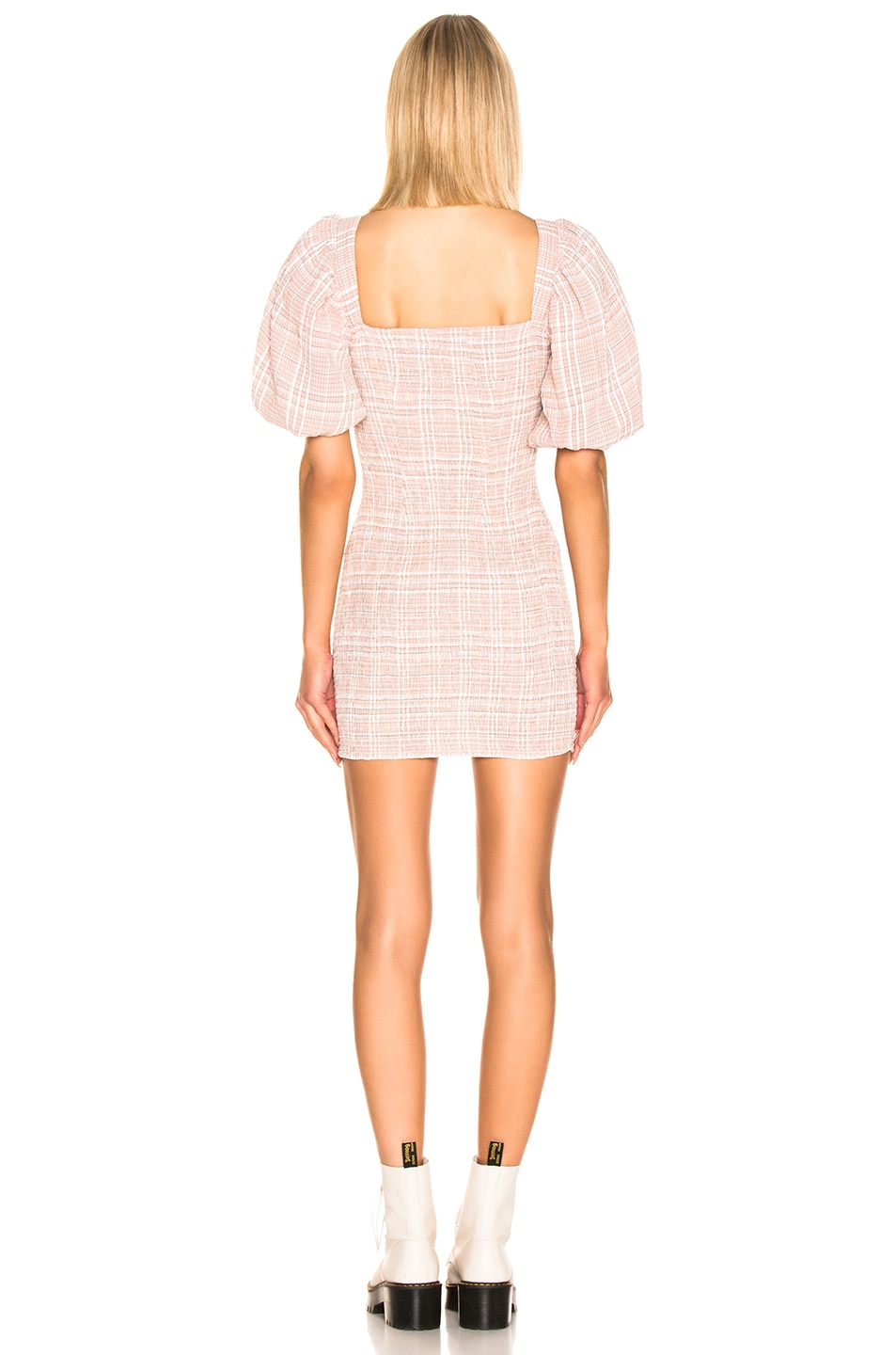 Image 3 of Atoir Fool To Love Dress in Pink Check