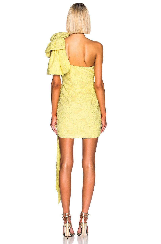 Image 4 of Atoir Guiding Light Dress in Lemon
