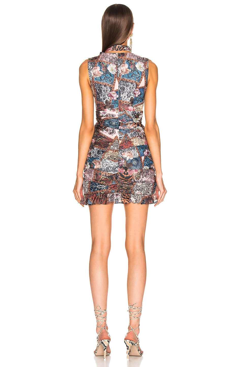 Image 3 of Atoir Stay With Me Dress in Patch Print