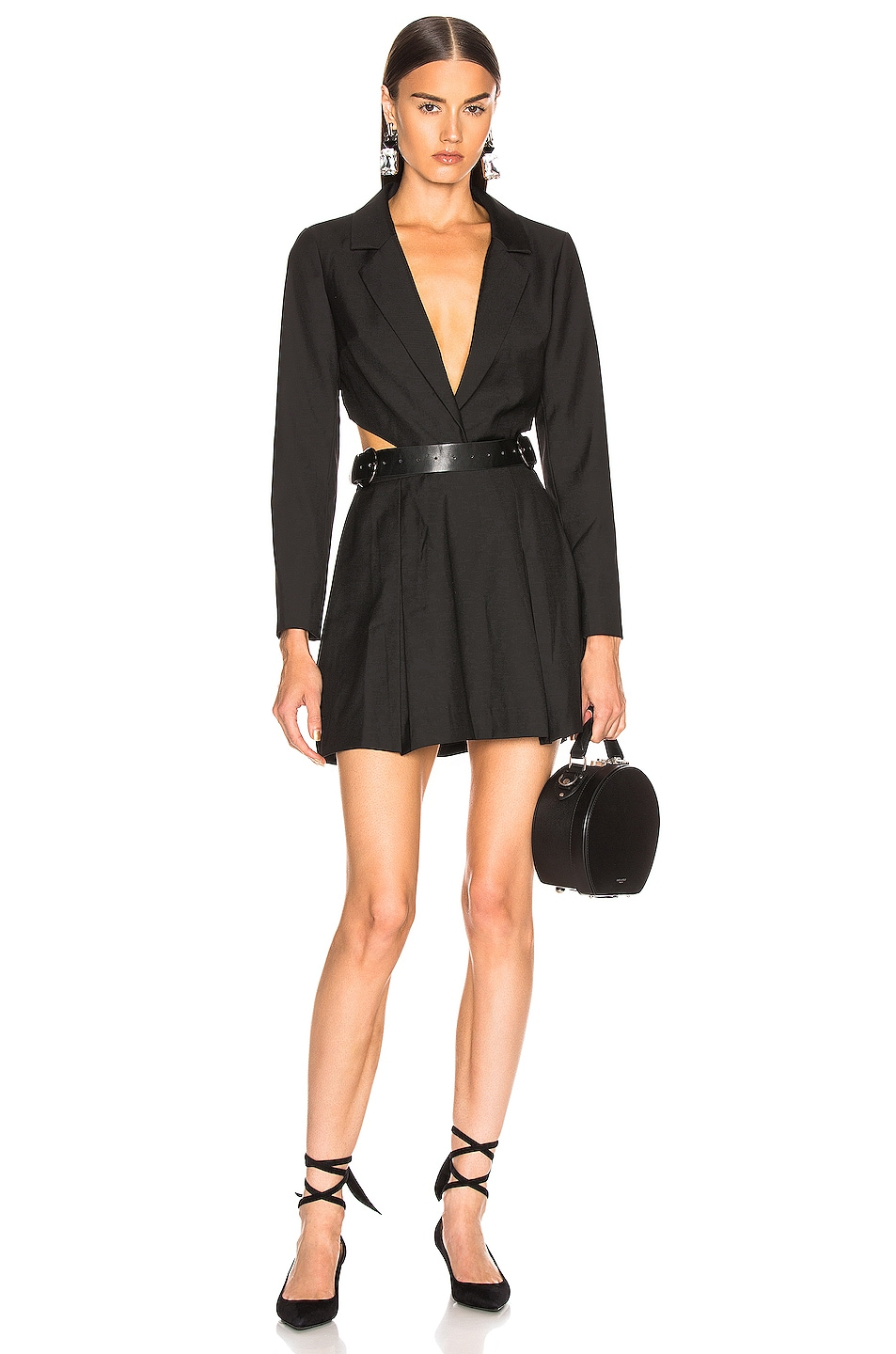 Image 1 of Atoir Perfect To Me Dress in Black