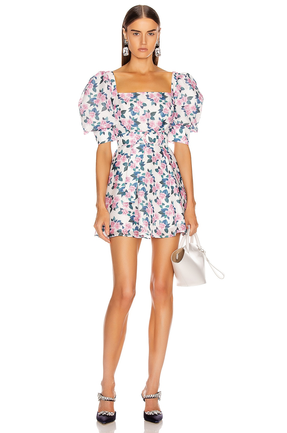 Image 1 of Atoir Say Something Dress in Floral
