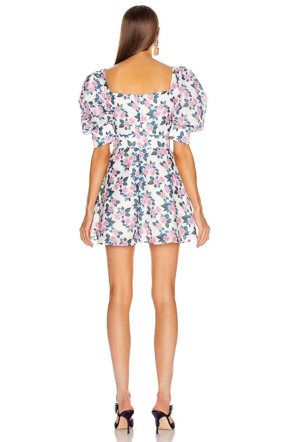 Image 3 of Atoir Say Something Dress in Floral