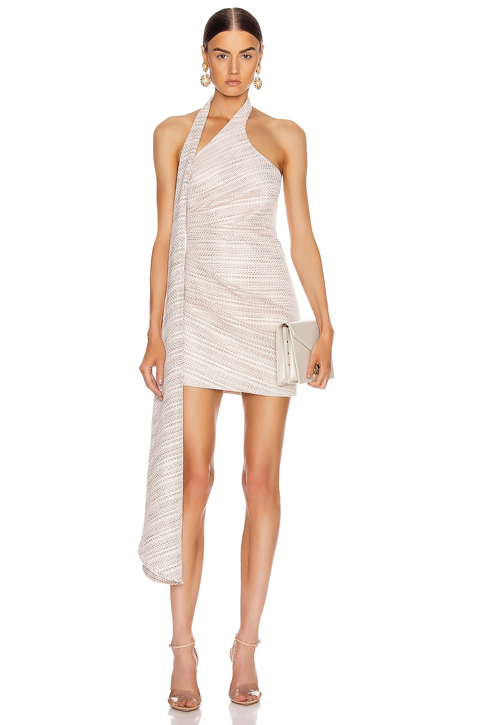 Image 1 of Atoir All For You Dress in Rose Shadow