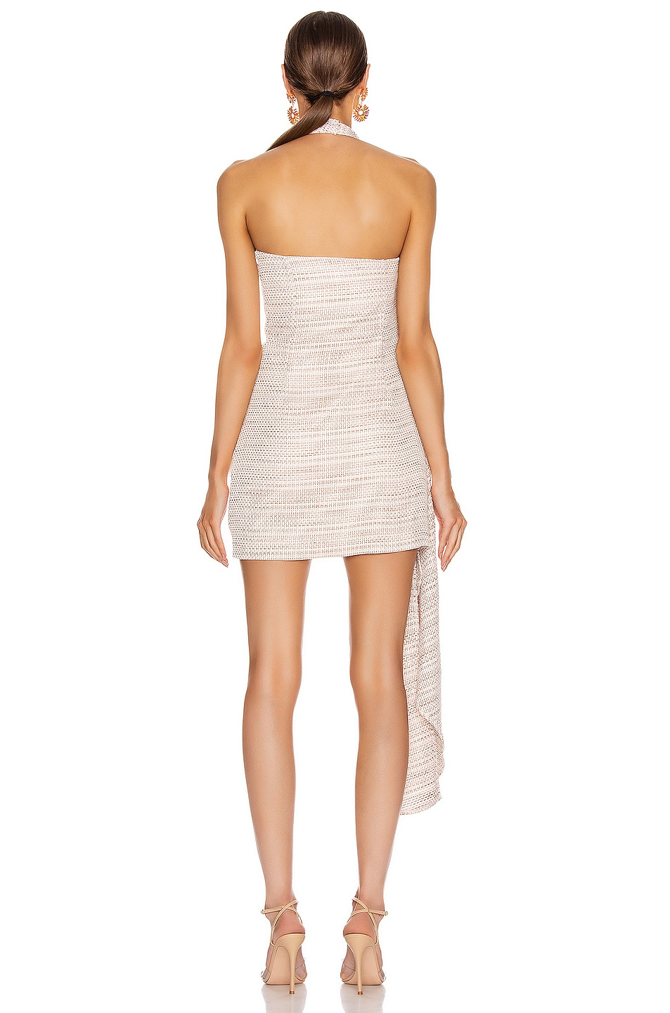 Image 4 of Atoir All For You Dress in Rose Shadow