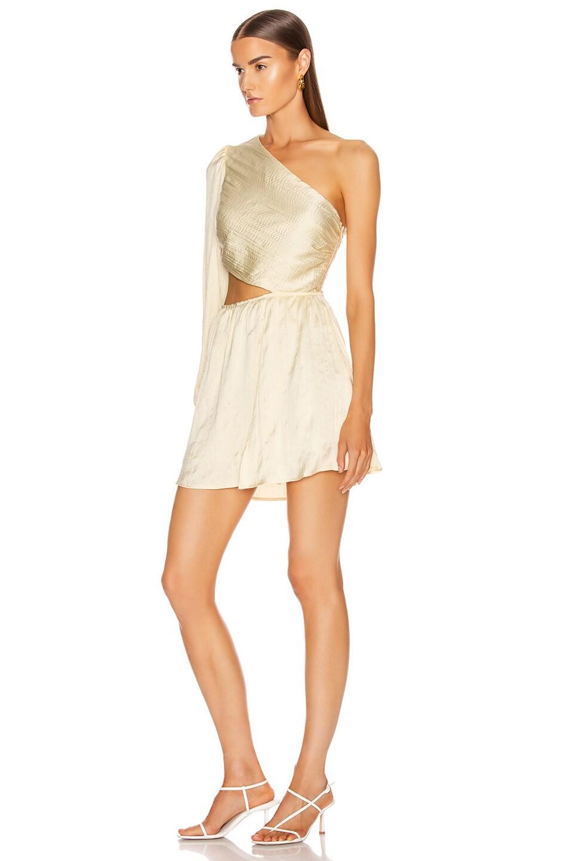 Image 3 of Atoir Sweet As You Dress in Custard