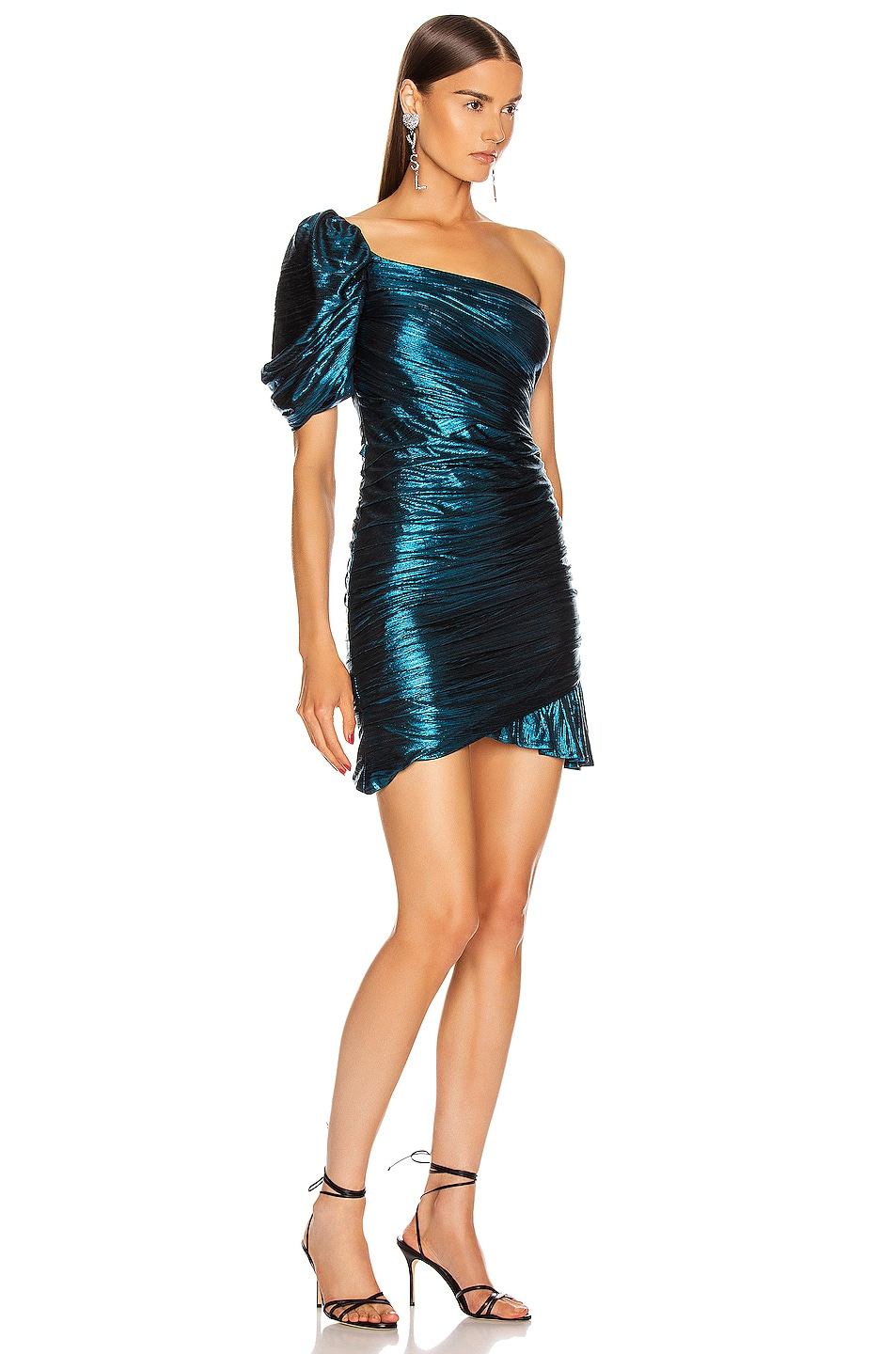 Image 2 of Atoir The Chicago Dress in Teal