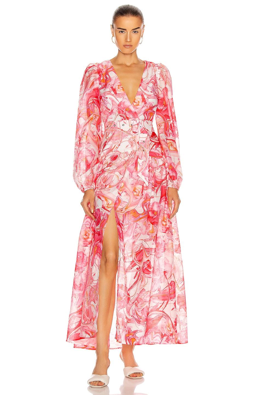 Image 1 of Atoir for FWRD In My Head Dress in Garden Rose