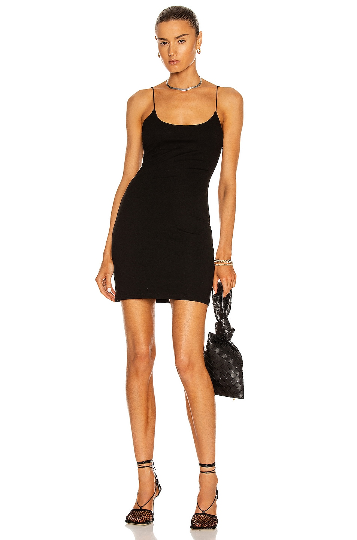 Image 1 of Atoir The Night Mini Dress in Black