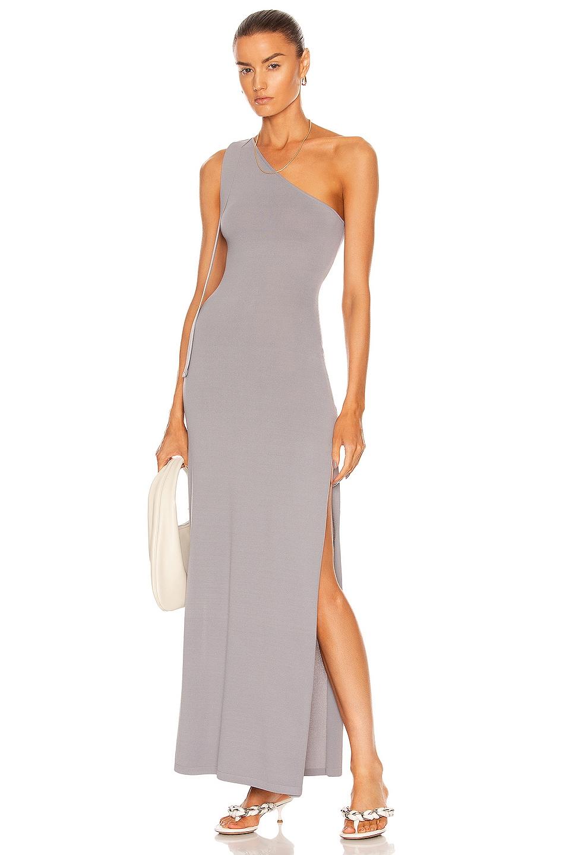Image 1 of Atoir The Solitude Dress in Cloud Grey