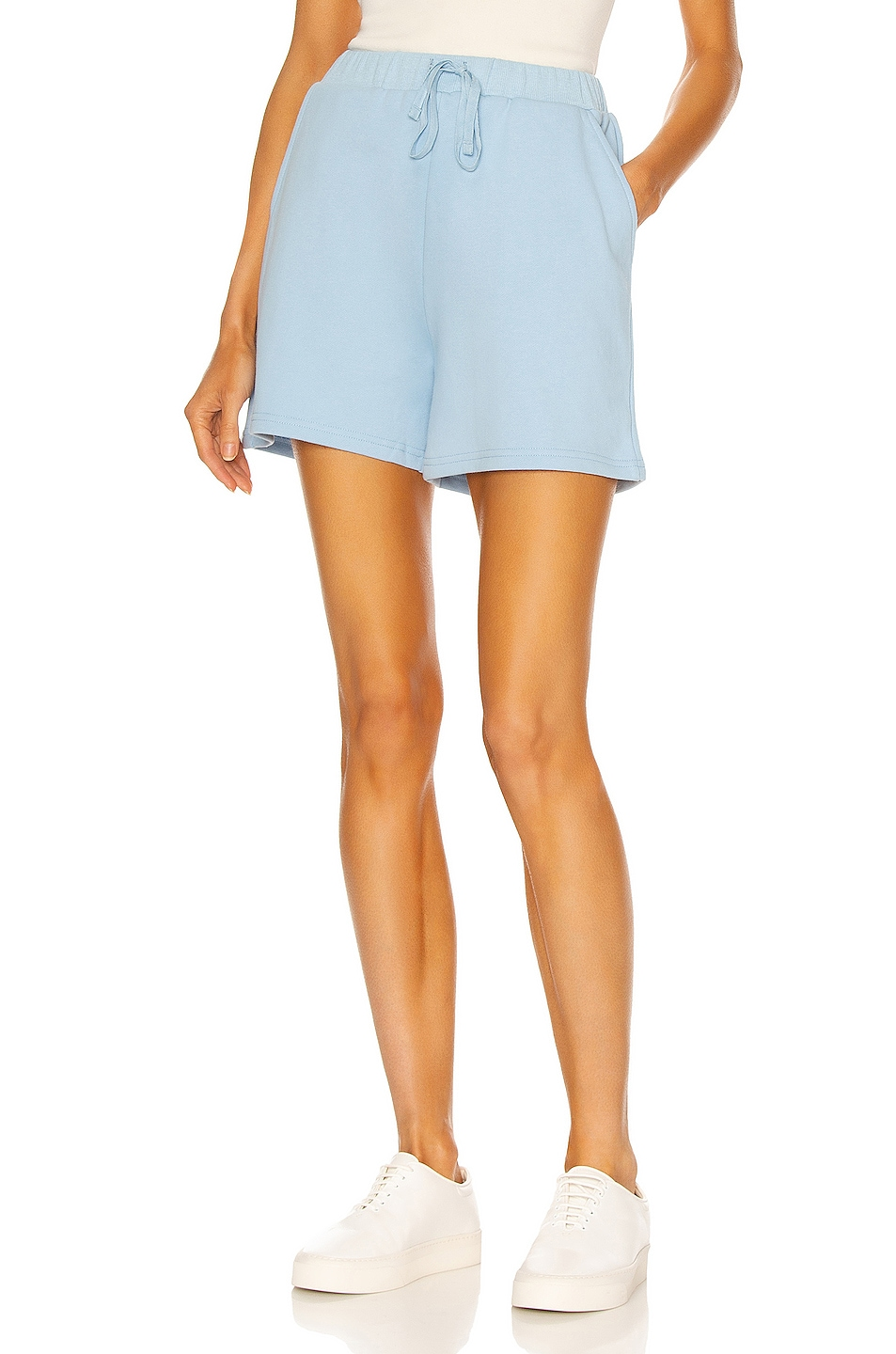 Image 1 of Atoir The Shorts in Baby Blue