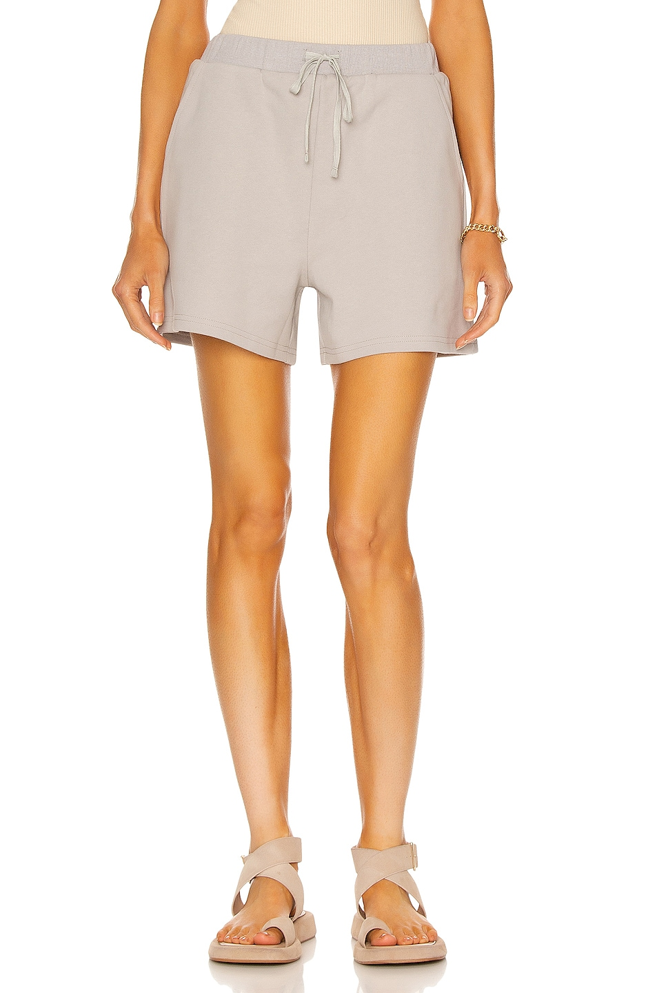 Image 1 of Atoir The Shorts in Grey