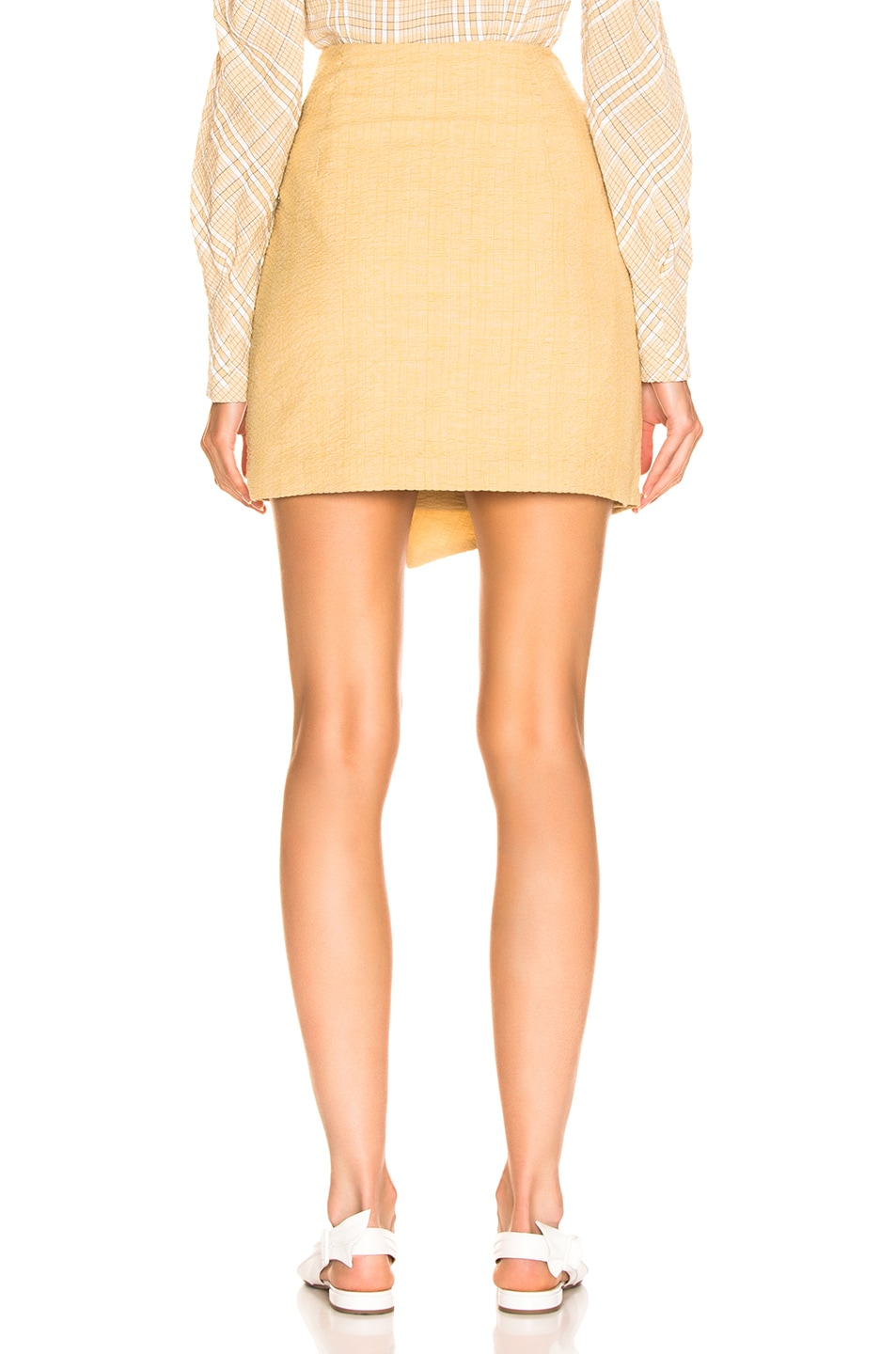 Image 4 of Atoir Golden Years Skirt in Golden Mist