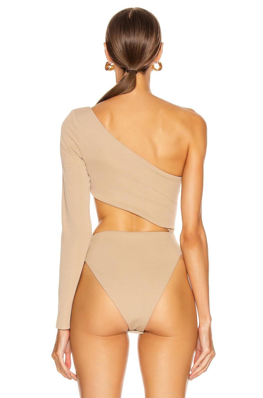 Image 5 of Atoir Secret World Bodysuit in Nomad Nude