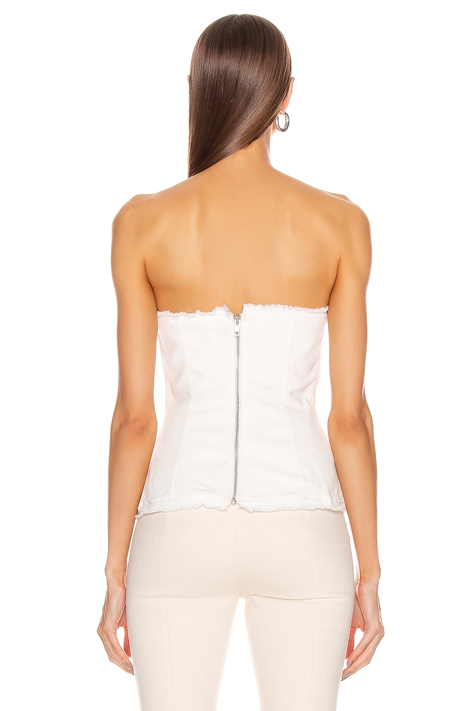 Image 3 of Atoir Give Me Love Top in Off White