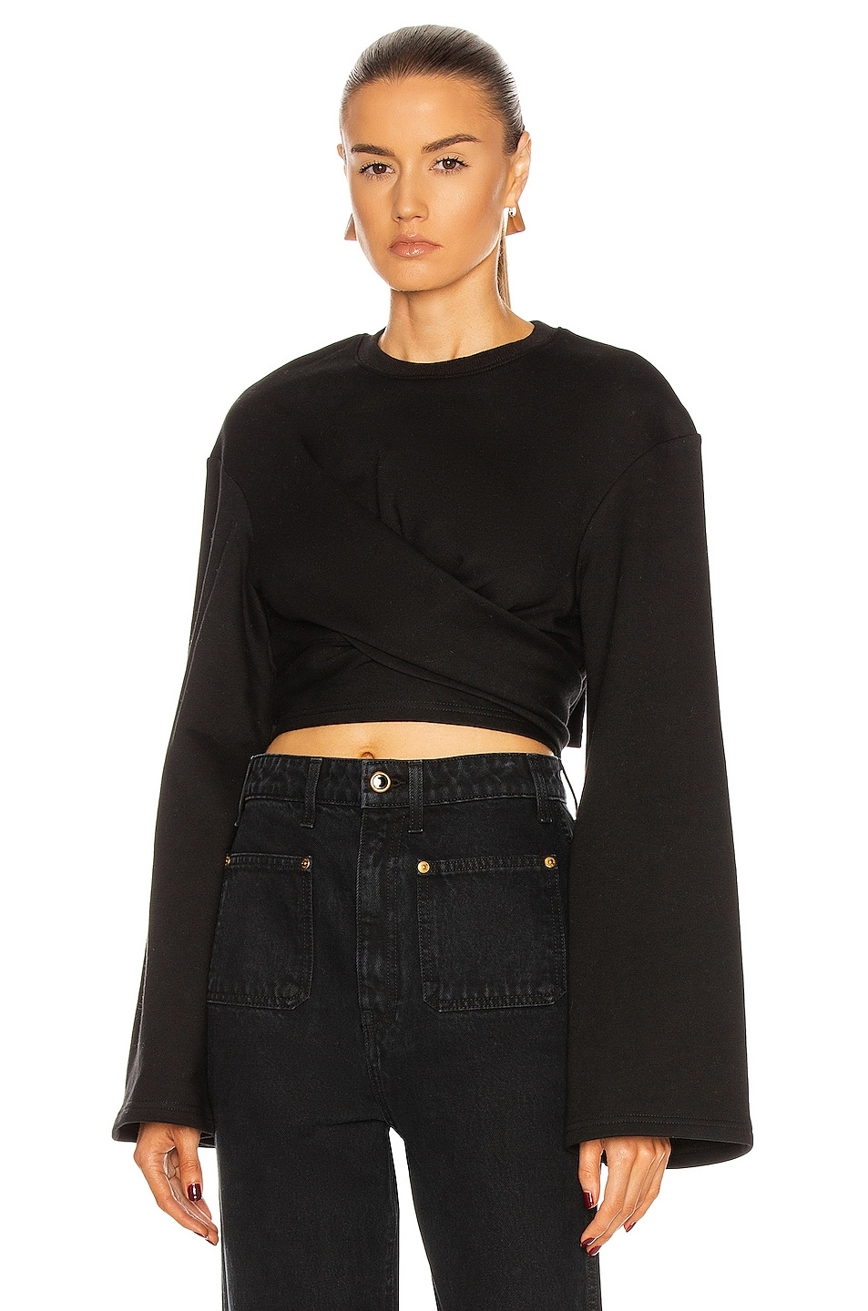Image 1 of Atoir The Volley Top in Black