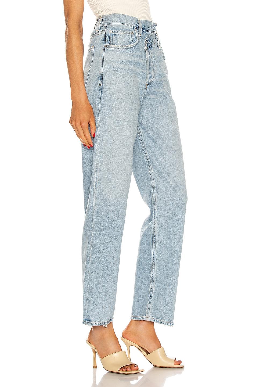 Image 2 of AGOLDE Criss Cross Upsized Jean in Suburbia