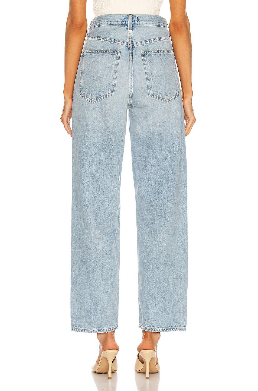 Image 3 of AGOLDE Criss Cross Upsized Jean in Suburbia