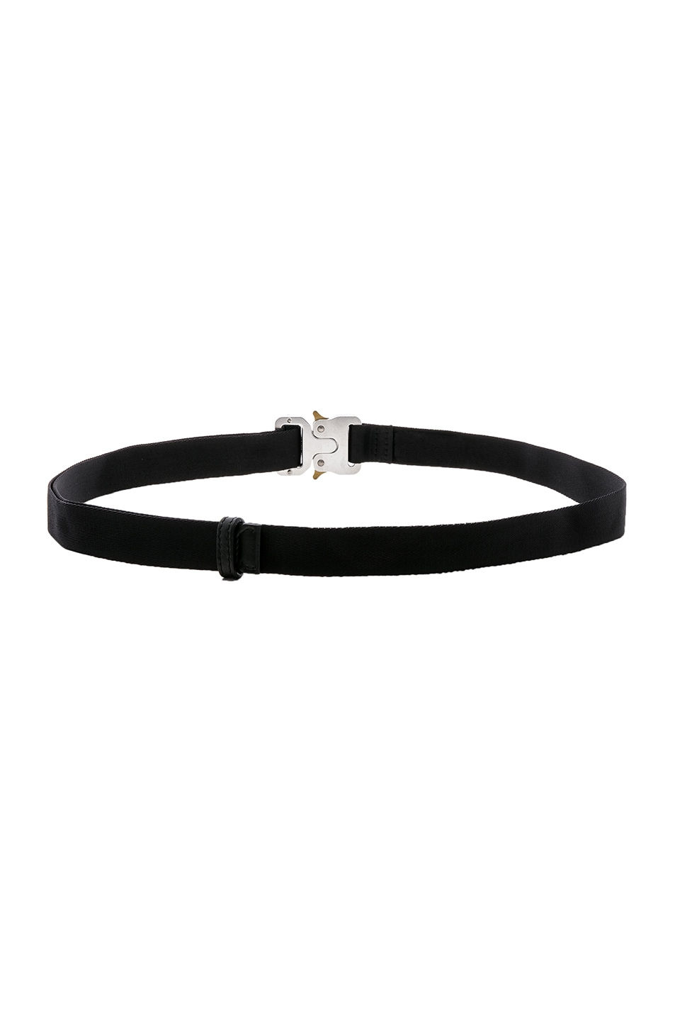 Image 2 of 1017 ALYX 9SM Medium Rollercoaster Belt in Black