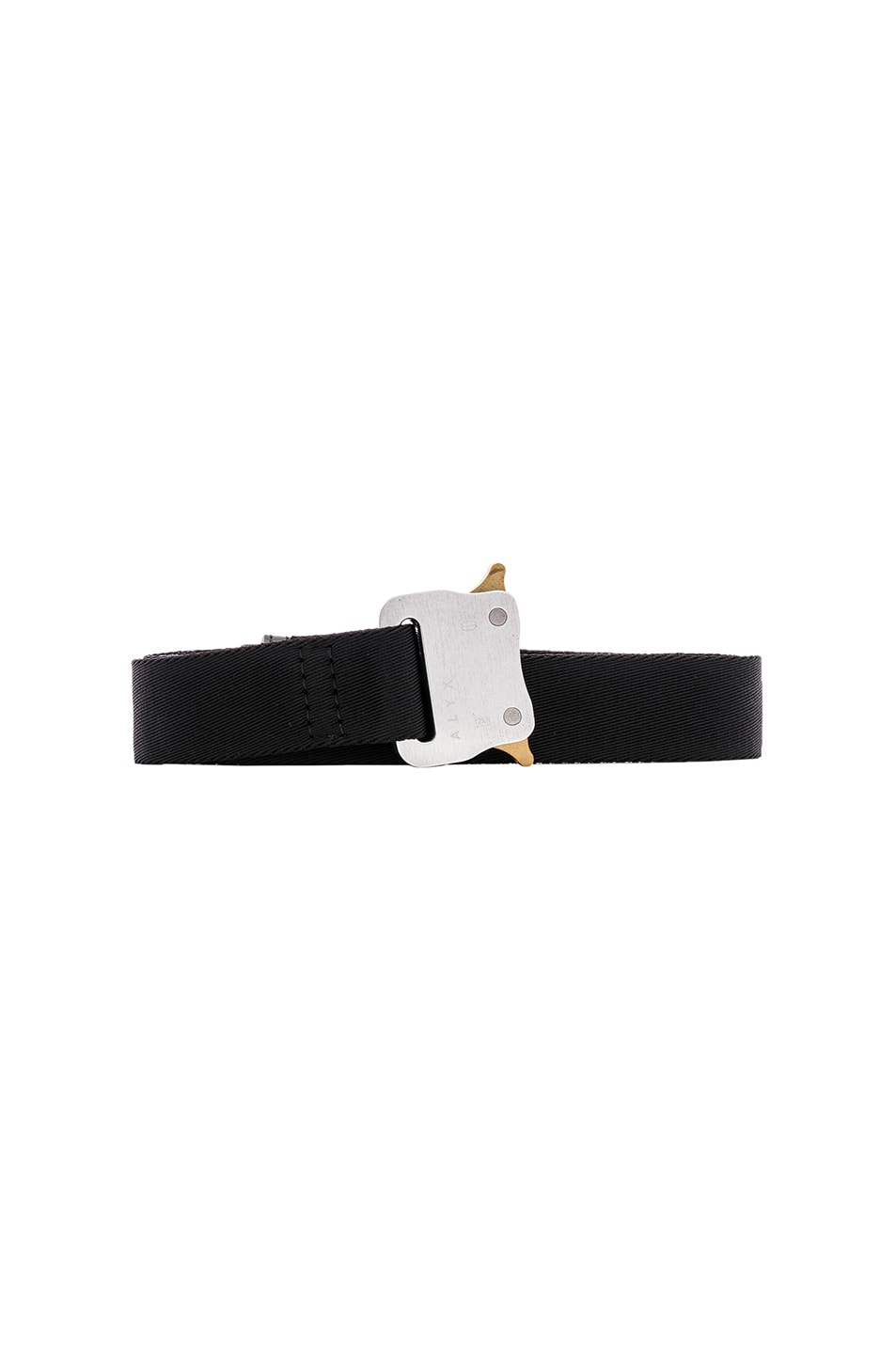 Image 3 of 1017 ALYX 9SM Medium Rollercoaster Belt in Black