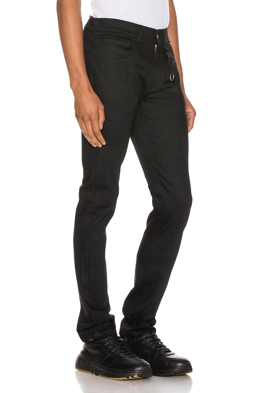 Image 2 of 1017 ALYX 9SM Nylon Buckle Classic Jean in Black