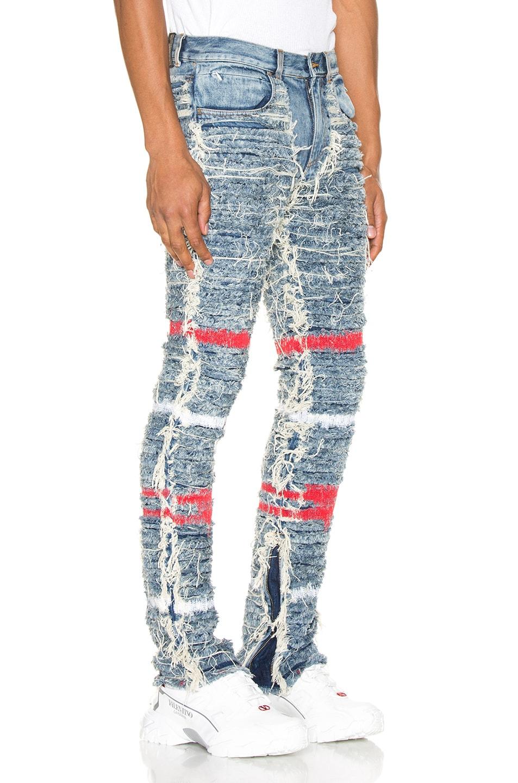 Image 2 of 1017 ALYX 9SM x Blackmeans Jeans in Blue Denim
