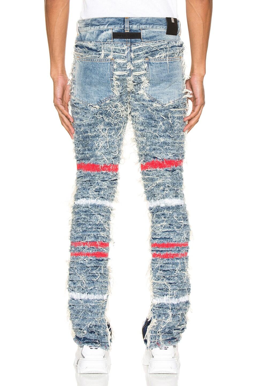 Image 4 of 1017 ALYX 9SM x Blackmeans Jeans in Blue Denim