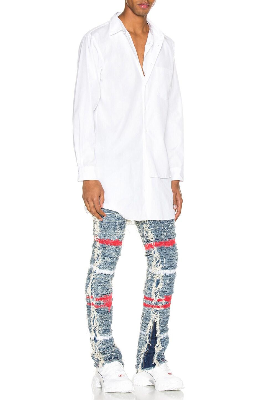 Image 5 of 1017 ALYX 9SM x Blackmeans Jeans in Blue Denim