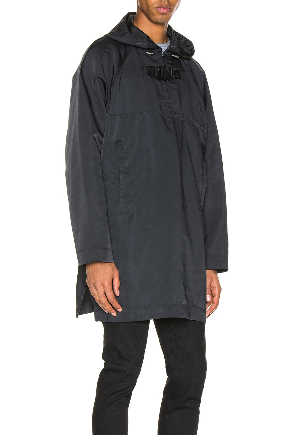 Image 2 of 1017 ALYX 9SM Hooded Pullover in Black