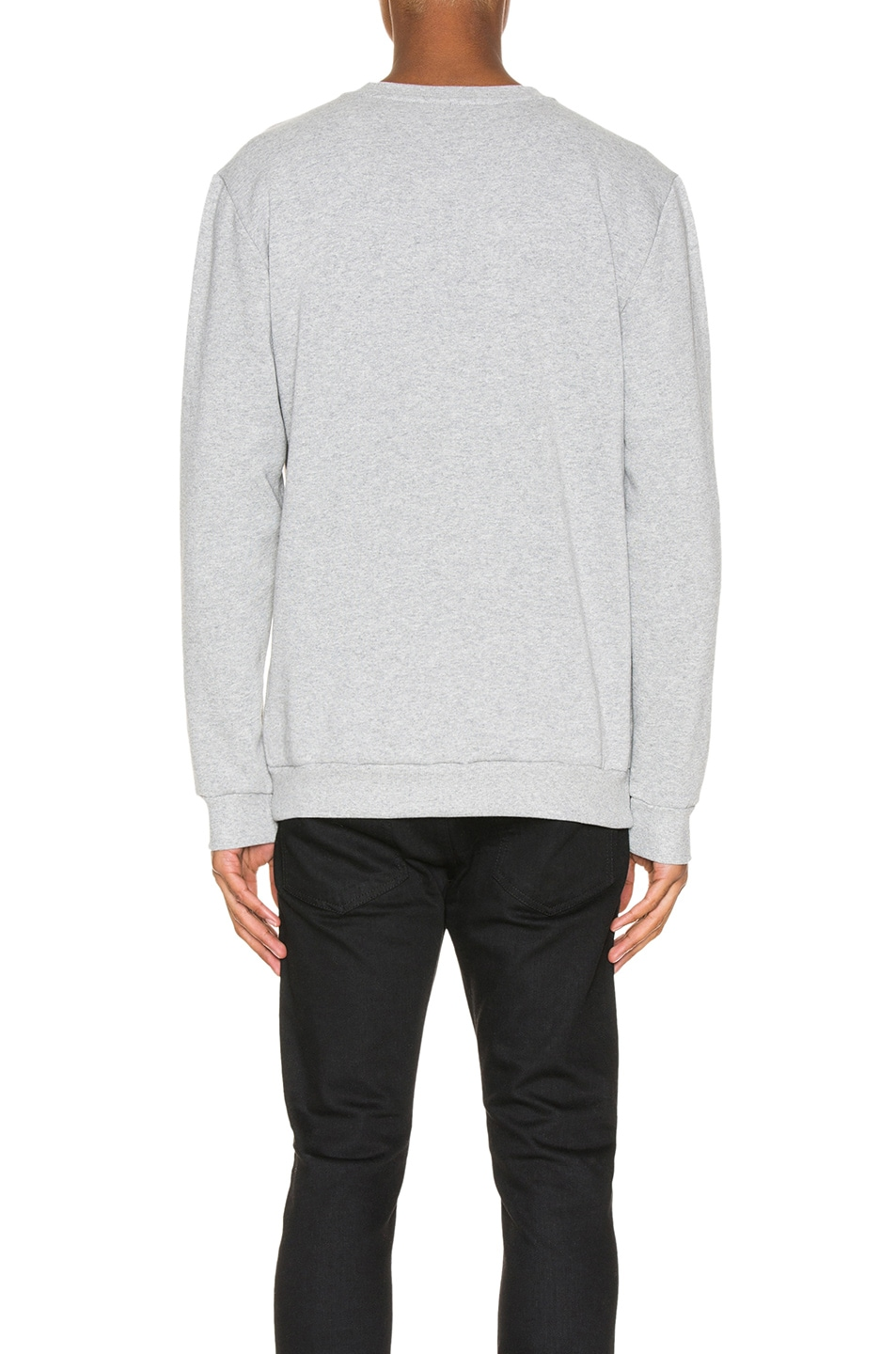 Image 3 of 1017 ALYX 9SM Visual Crew Neck in Grey