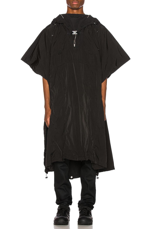 Image 2 of 1017 ALYX 9SM Grandall Poncho in Black