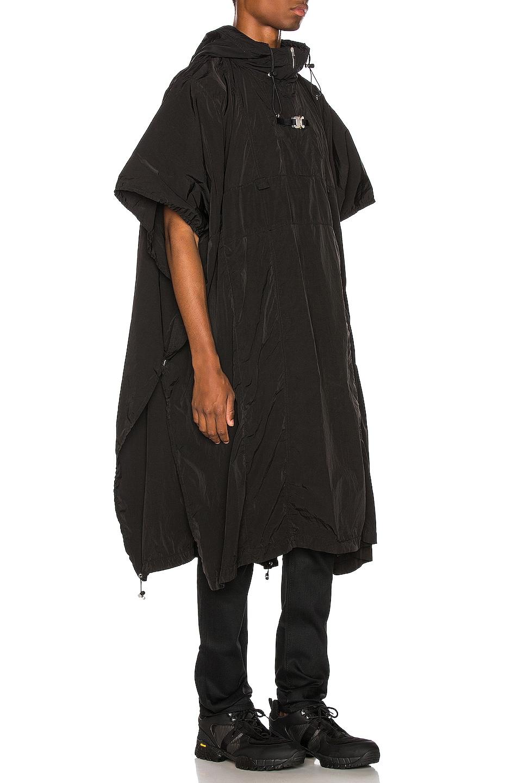 Image 3 of 1017 ALYX 9SM Grandall Poncho in Black