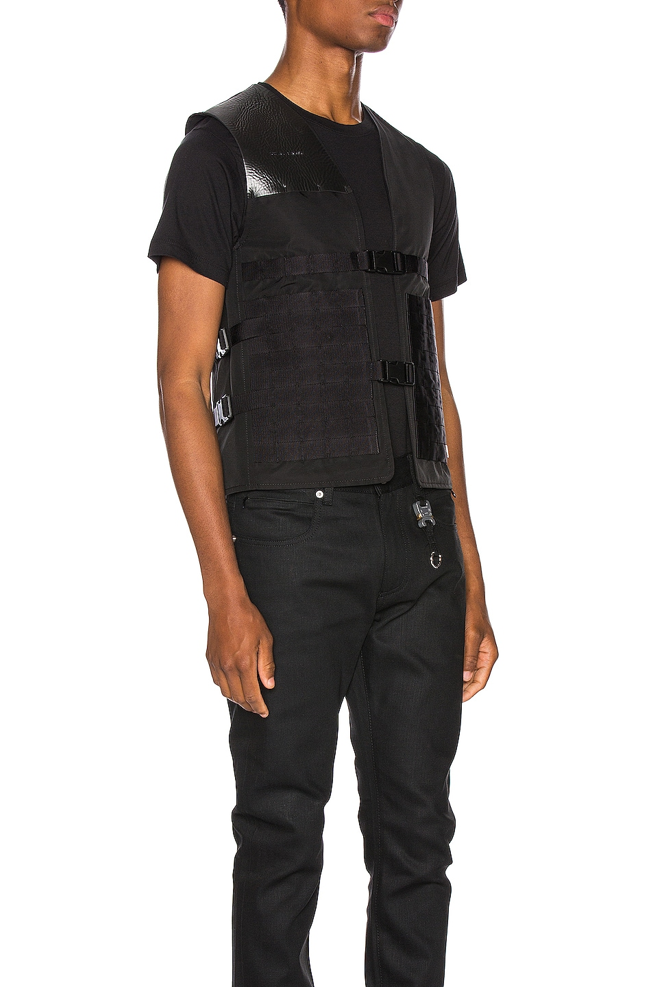 Image 3 of 1017 ALYX 9SM Trooper Brace Vest in Black