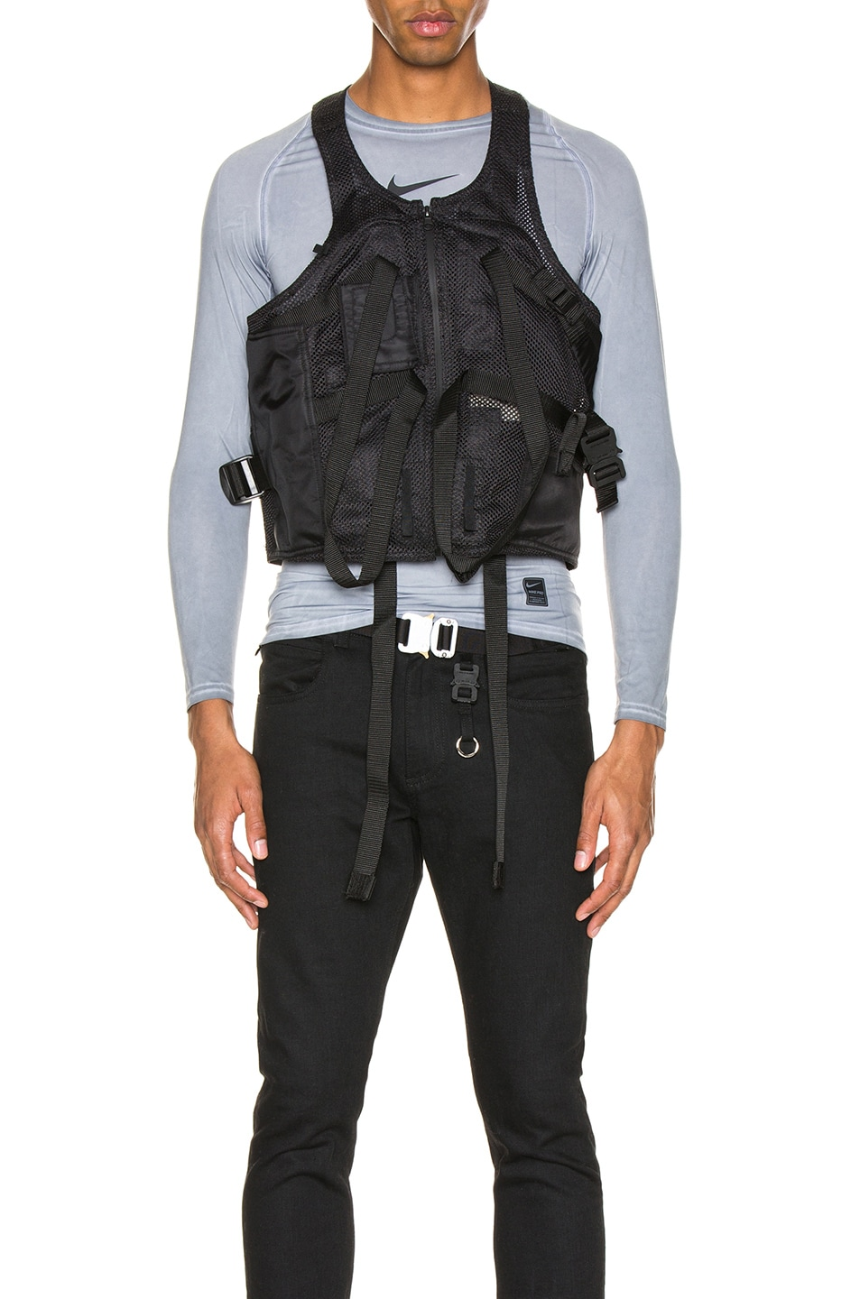Image 1 of 1017 ALYX 9SM Tactical Vest in Black