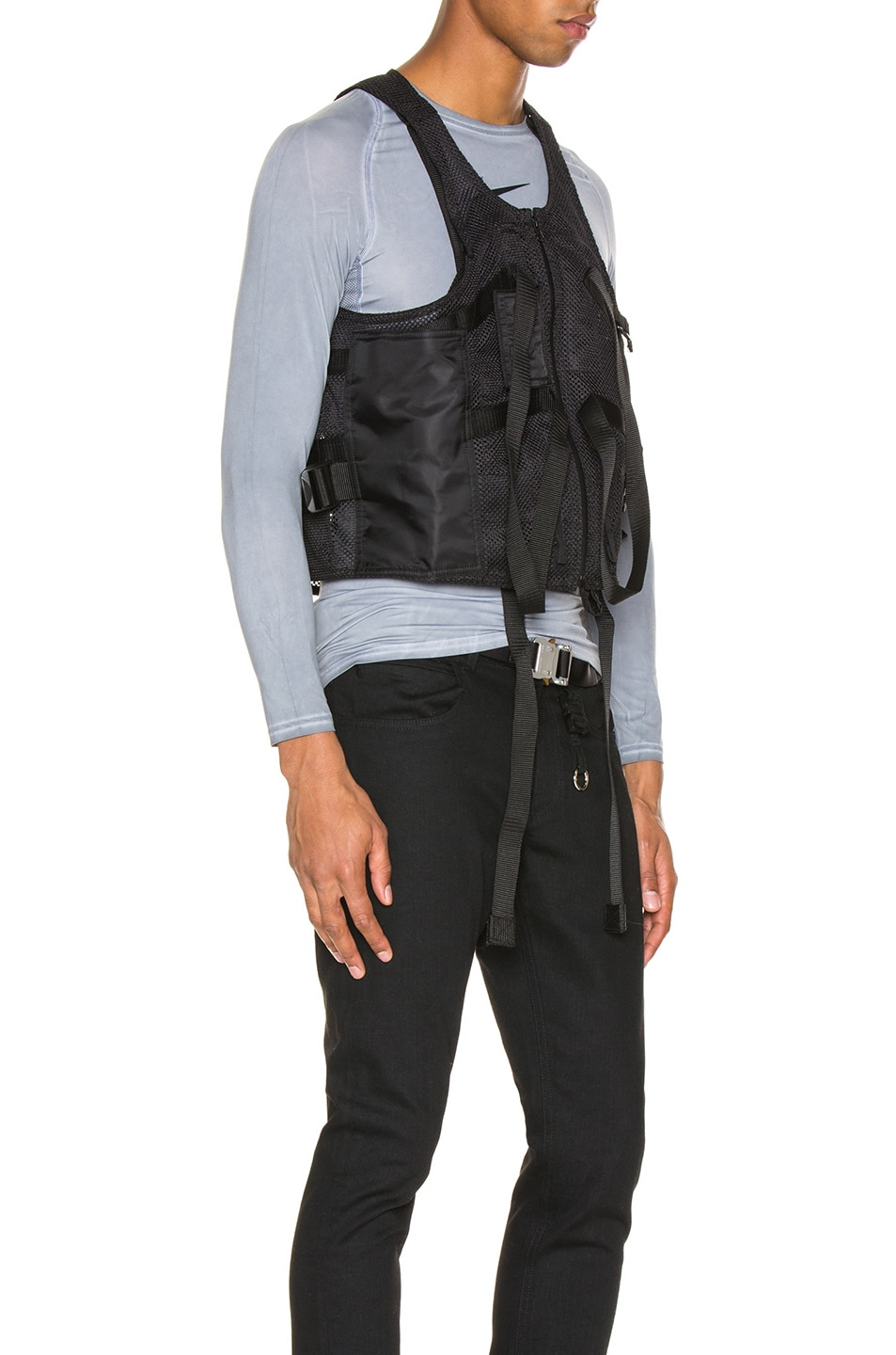 Image 2 of 1017 ALYX 9SM Tactical Vest in Black