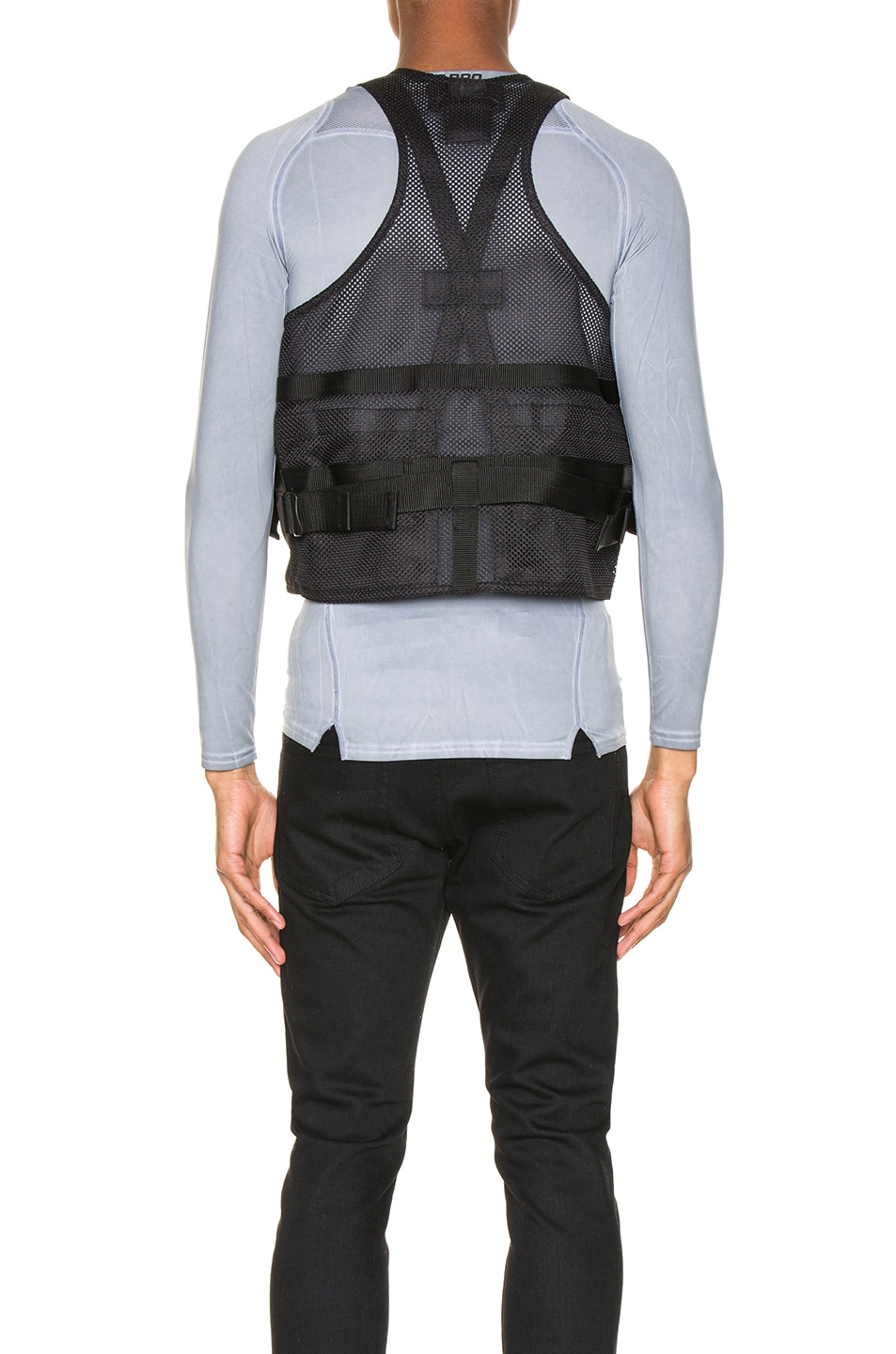 Image 3 of 1017 ALYX 9SM Tactical Vest in Black