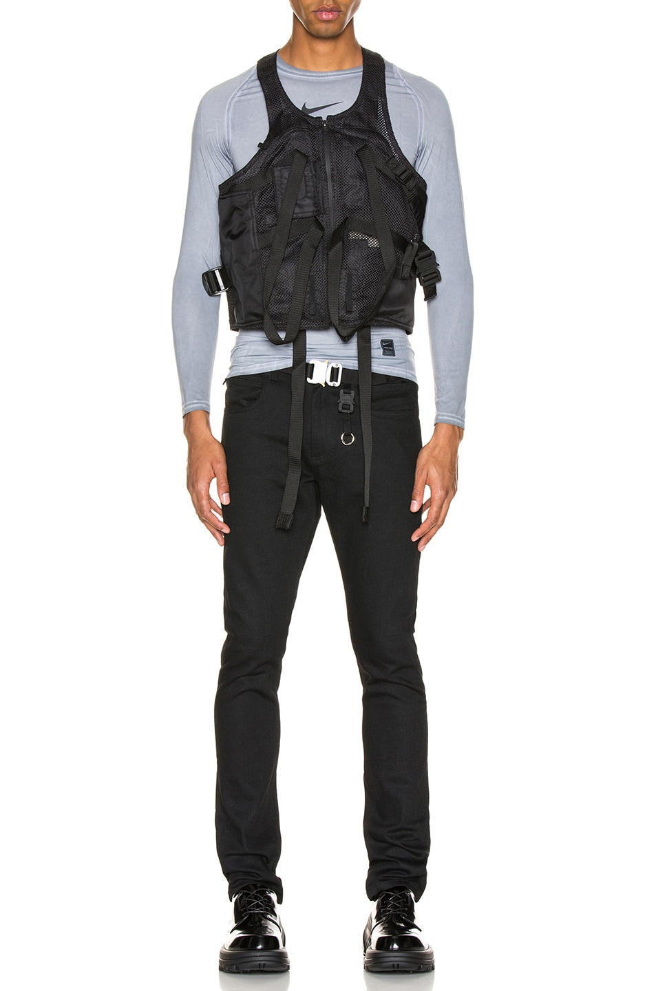Image 4 of 1017 ALYX 9SM Tactical Vest in Black