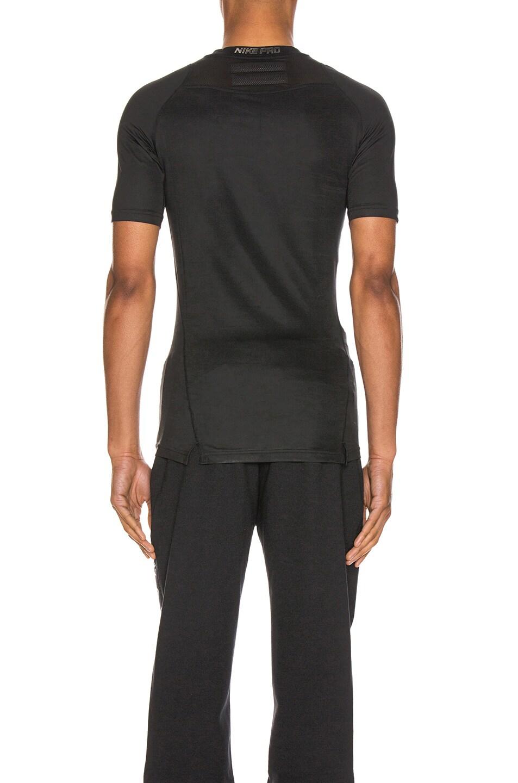Image 3 of 1017 ALYX 9SM Nike Tee in Black