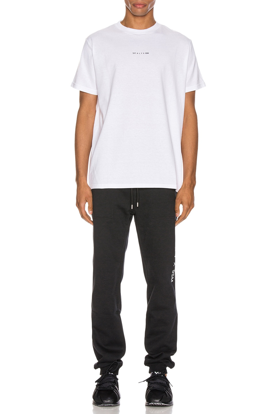 Image 5 of 1017 ALYX 9SM Visual Tee in White