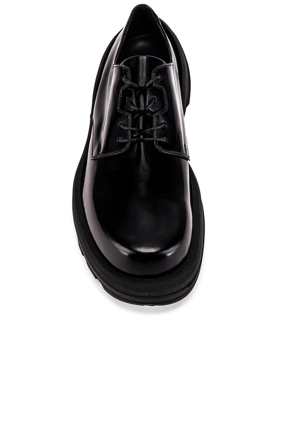Image 4 of 1017 ALYX 9SM Lace Up Low Derby With Removable Vibram Sole in Black
