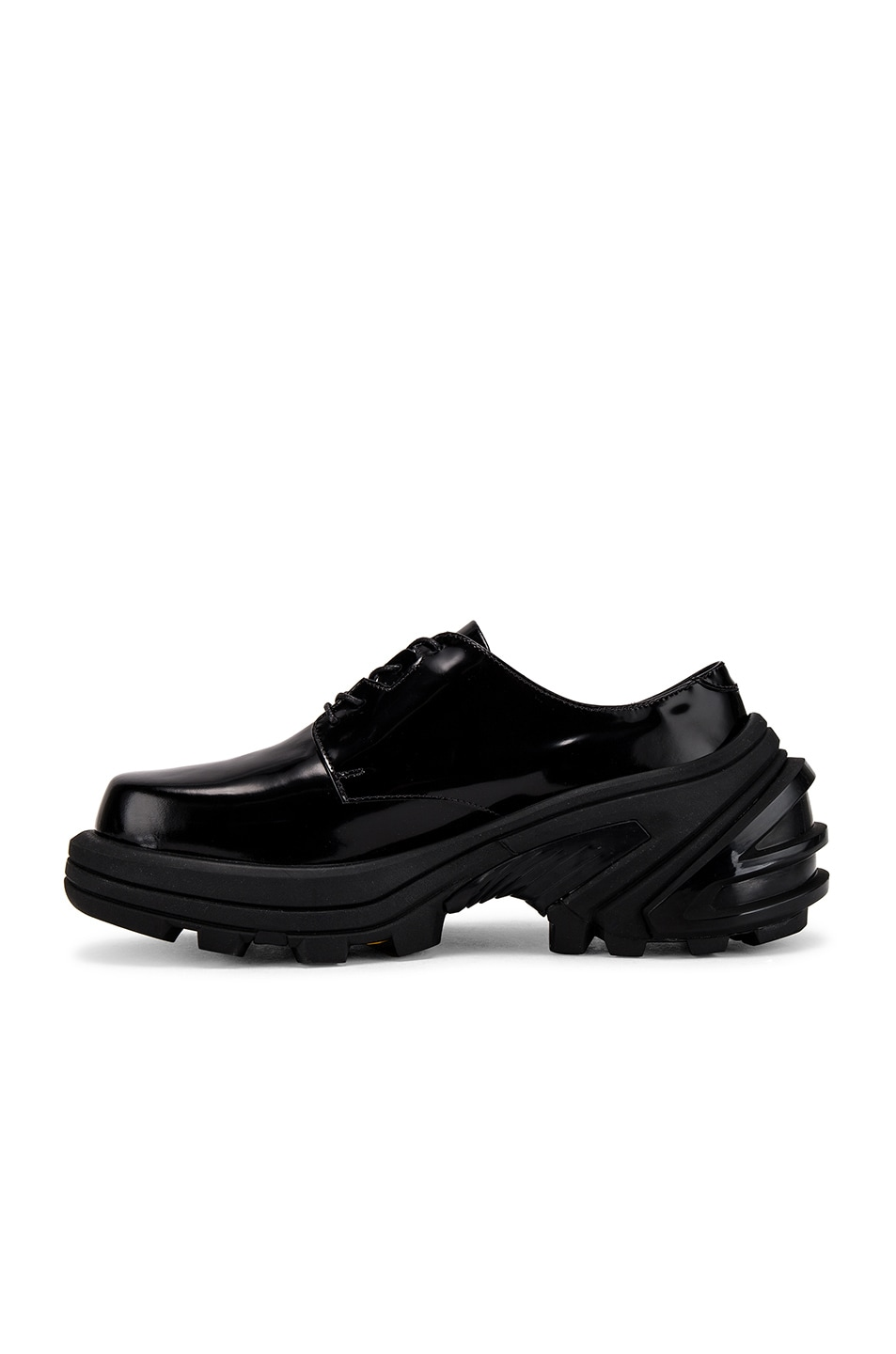 Image 5 of 1017 ALYX 9SM Lace Up Low Derby With Removable Vibram Sole in Black