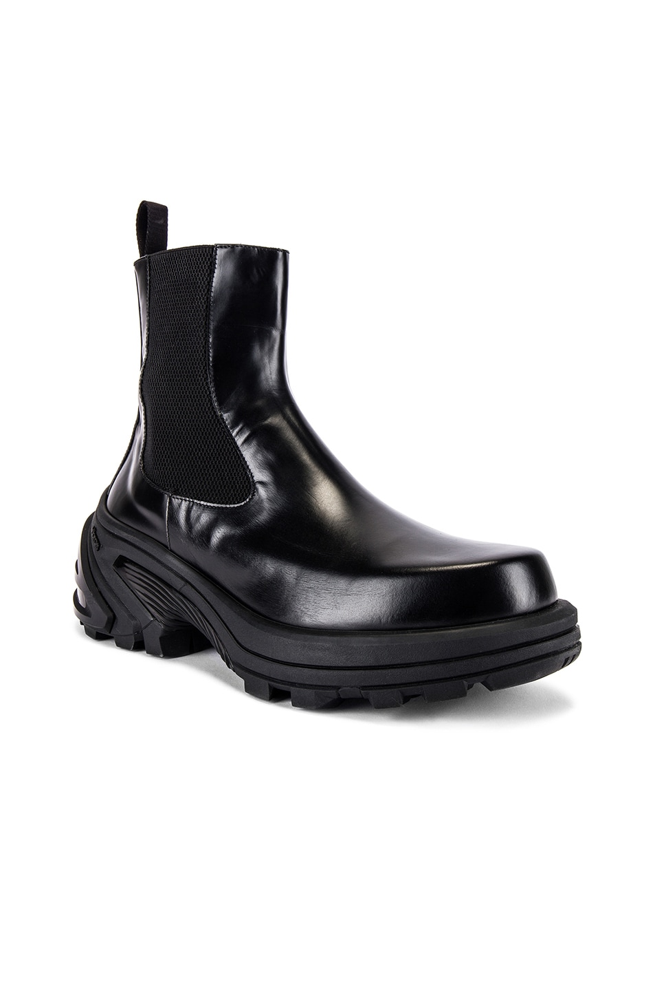 Image 1 of 1017 ALYX 9SM Chelsea Boots With Removable Vibram Sole Var. 2 in Black