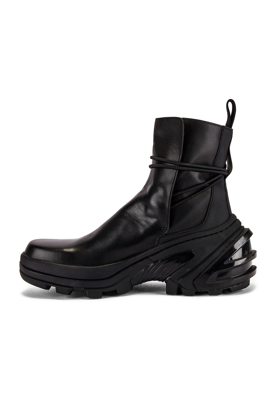 Image 5 of 1017 ALYX 9SM Low Buckle Boot With Fixed Sole in Black