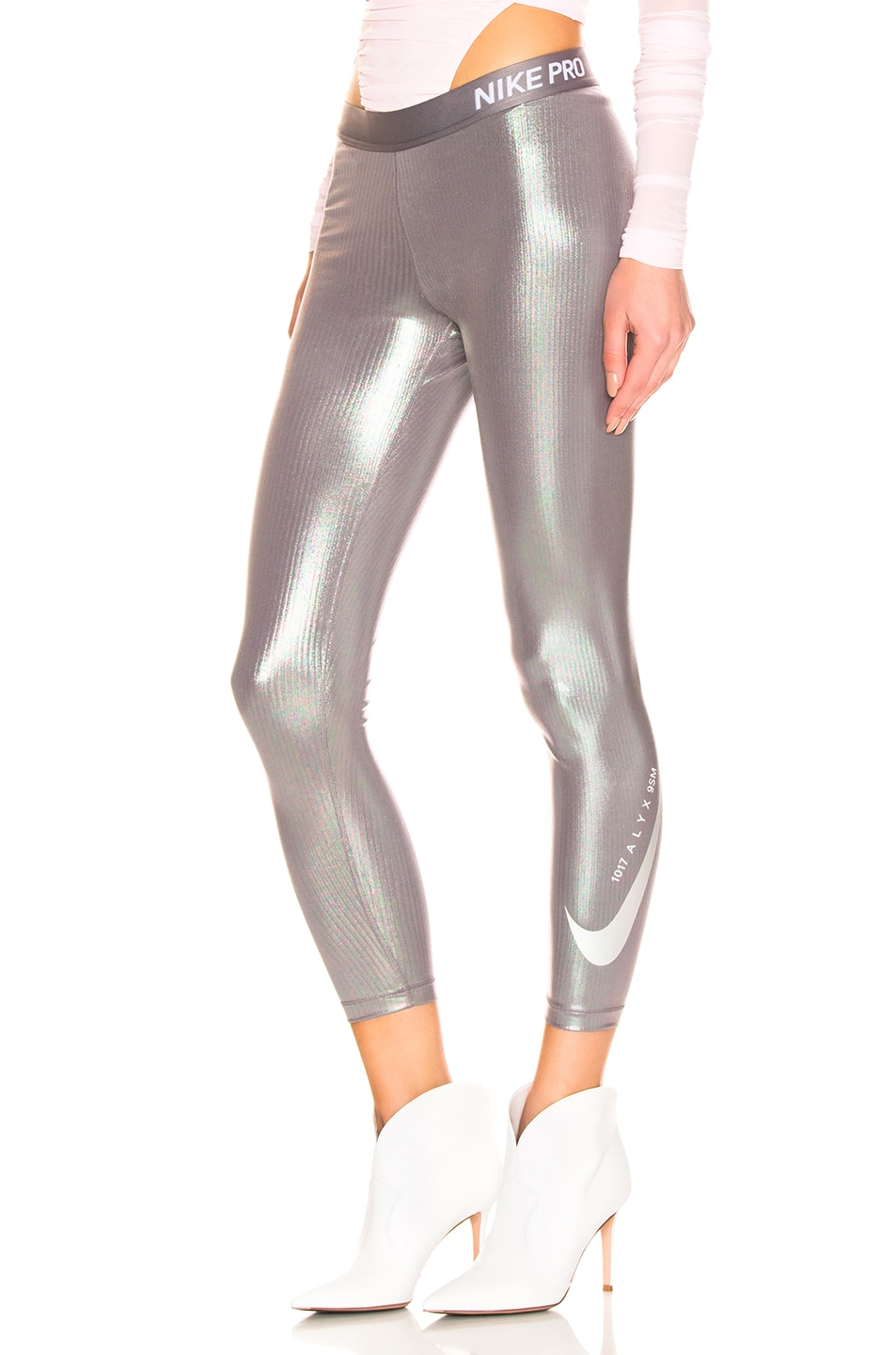 Image 1 of 1017 ALYX 9SM x Nike Training Legging in Silver