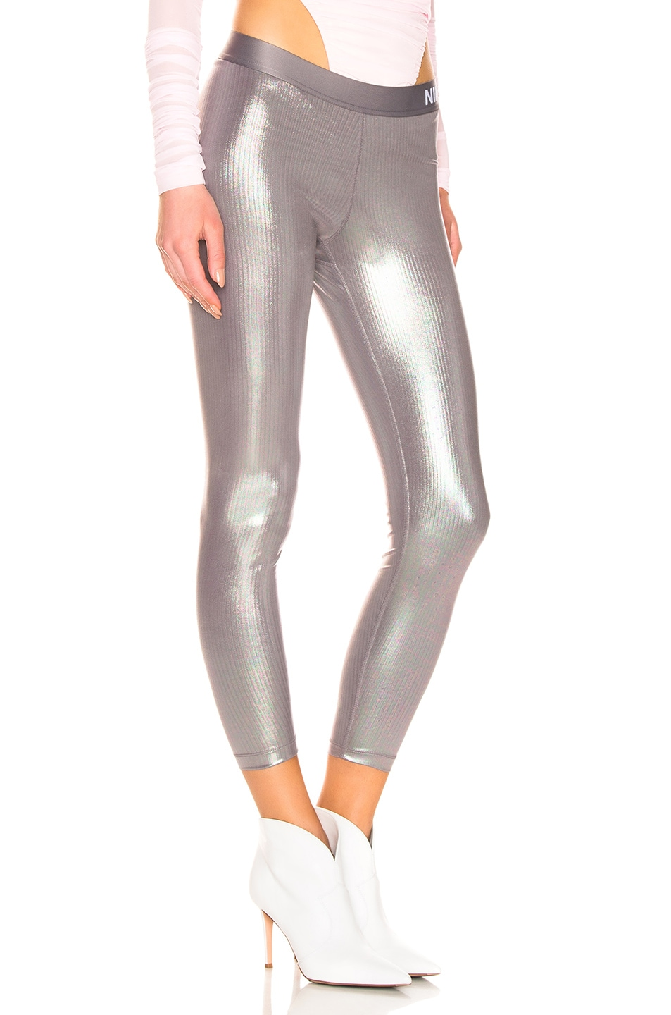 Image 3 of 1017 ALYX 9SM x Nike Training Legging in Silver