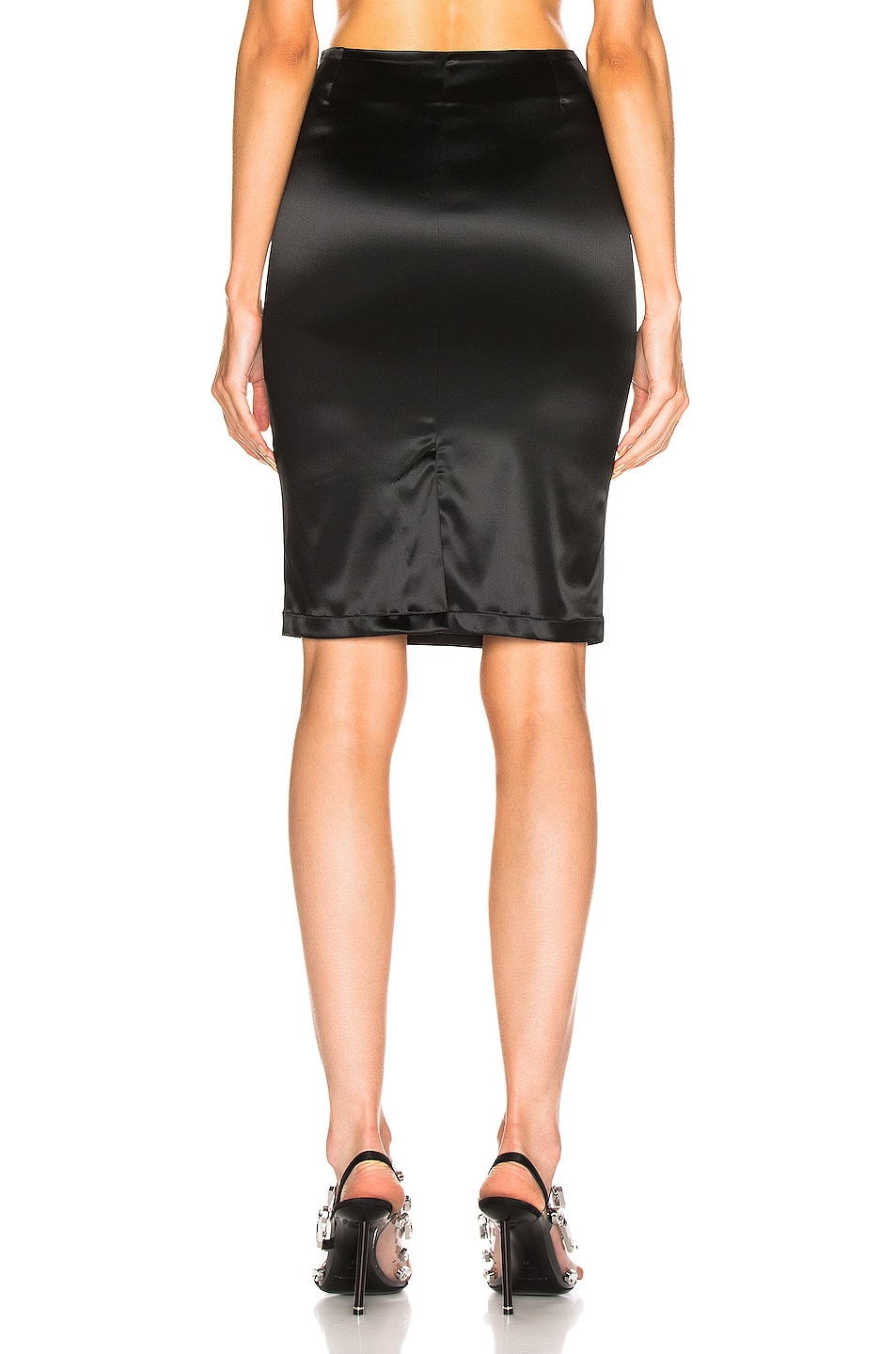 Image 4 of 1017 ALYX 9SM Stylo Skirt with Pouch in Black