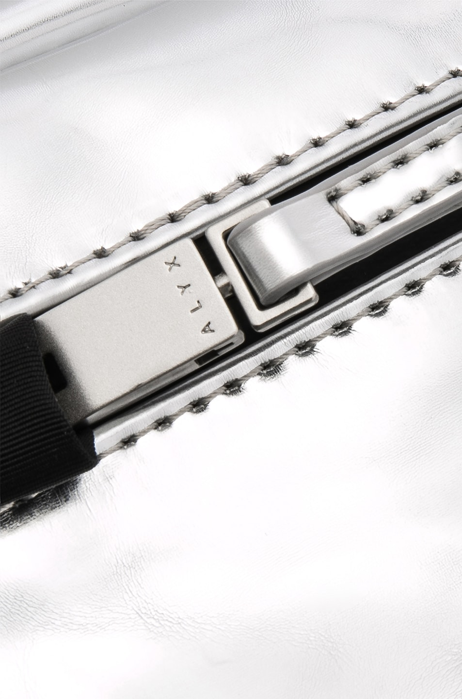 Image 6 of 1017 ALYX 9SM Mini Chest Rig in Silver
