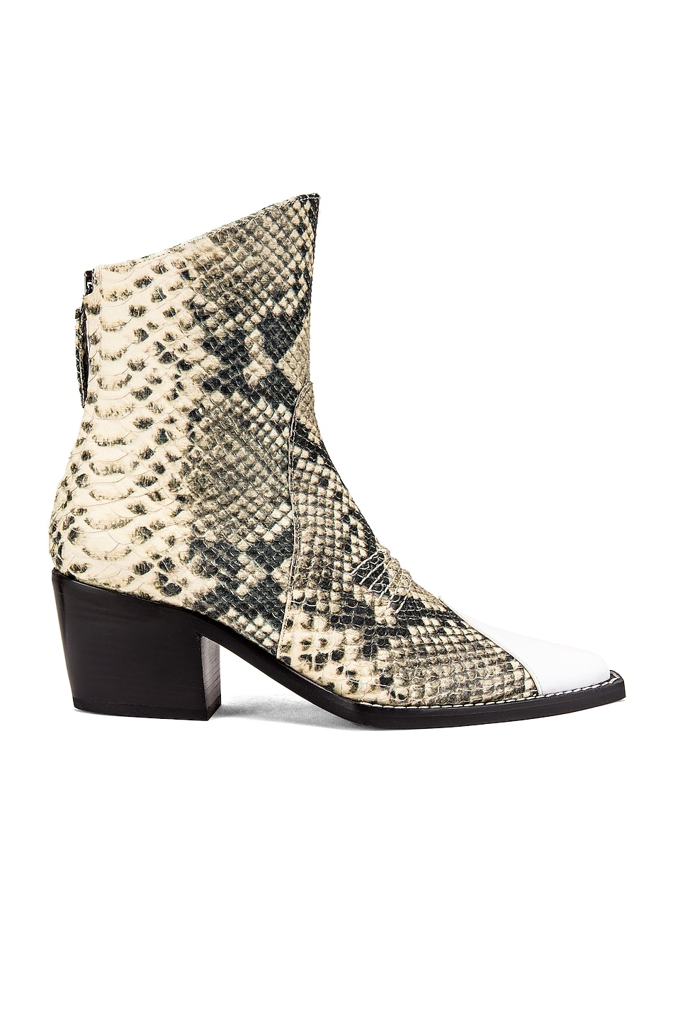 Image 1 of 1017 ALYX 9SM Tex Boot in Black & Cream