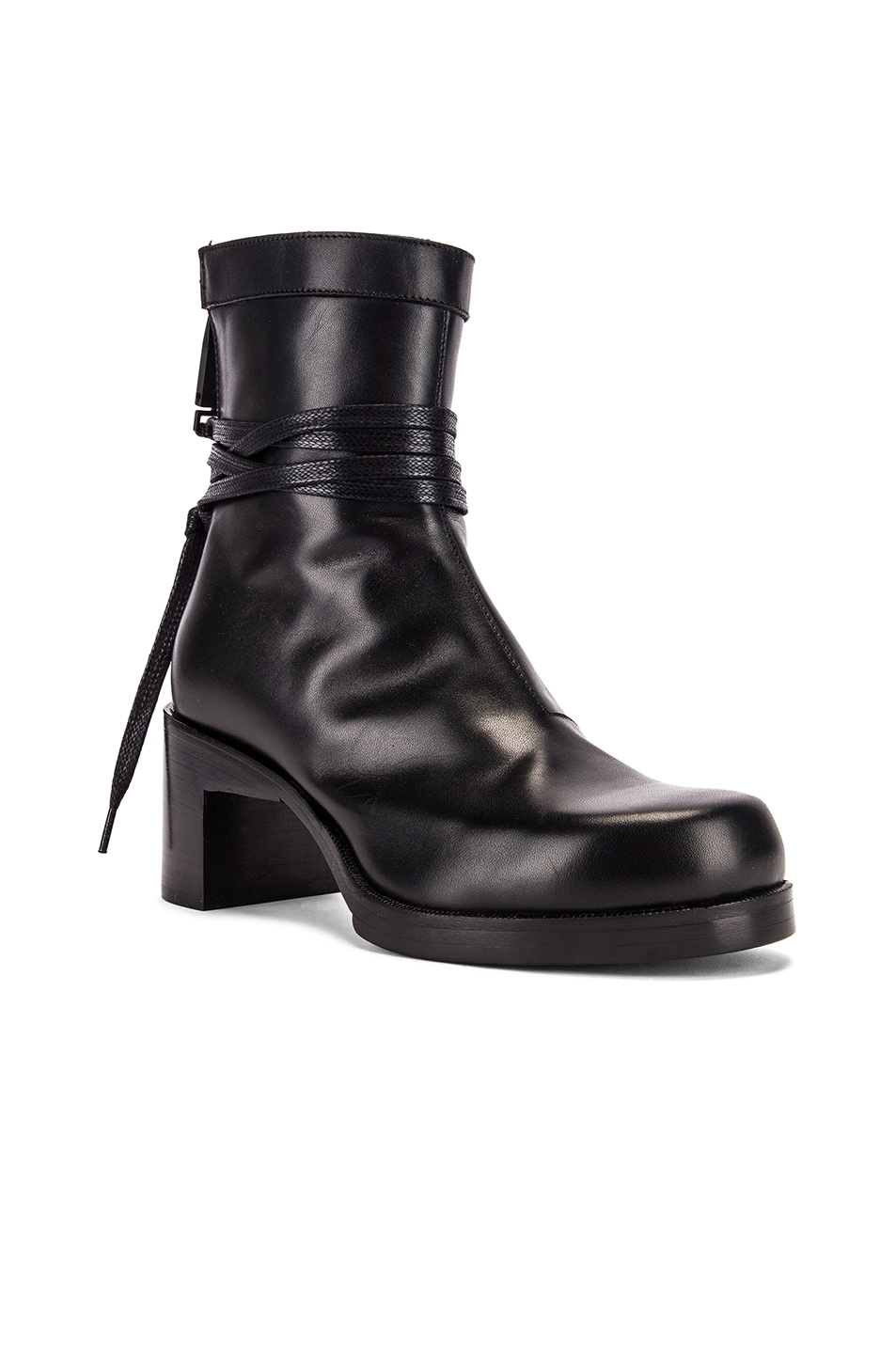 Image 2 of 1017 ALYX 9SM Bowie Boots in Black