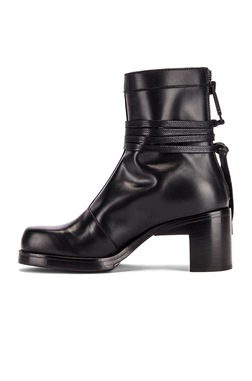 Image 5 of 1017 ALYX 9SM Bowie Boots in Black